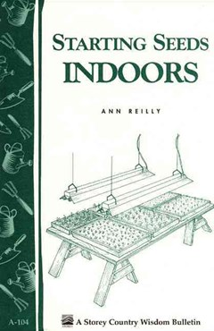 Starting Seeds Indoors: Storey