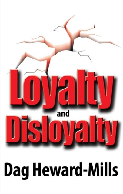 (ebook) Loyalty and Disloyalty