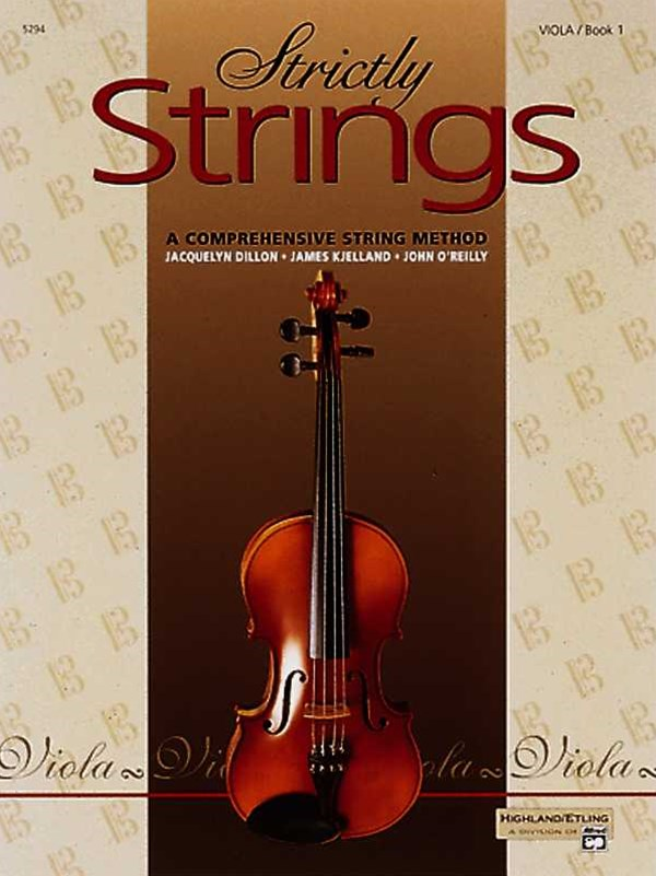 Strictly Strings, Bk 1
