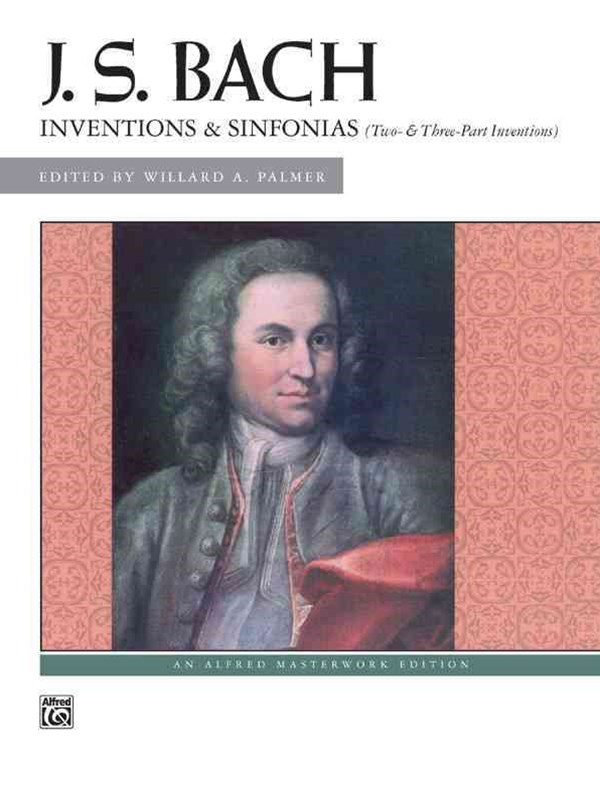 Bach -- Inventions and Sinfonias