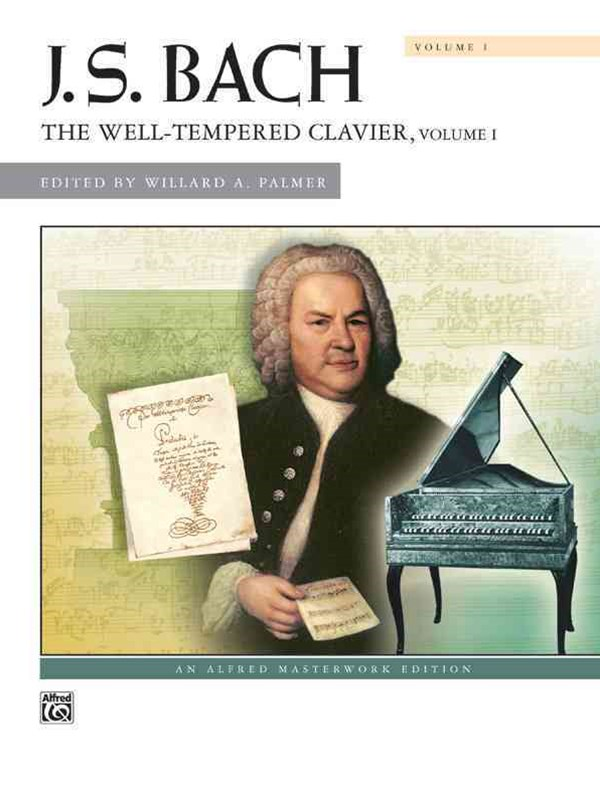 Bach/Well Tempered Clavier