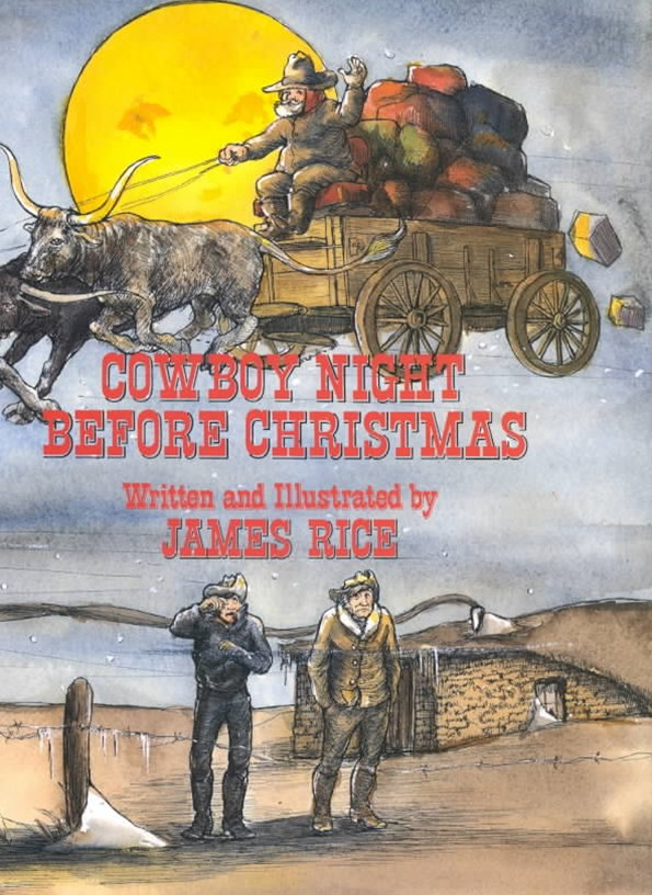 Cowboy Night Before Christmas