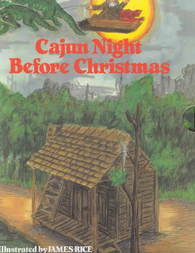 Gaston® Cajun Night Before Christmas