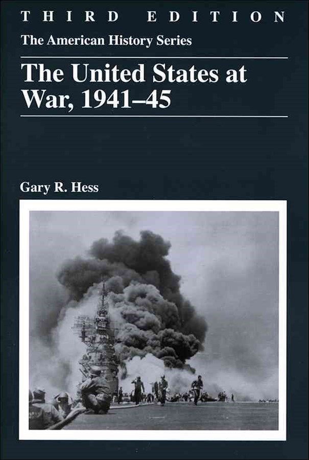 The United States at War, 1941-1945