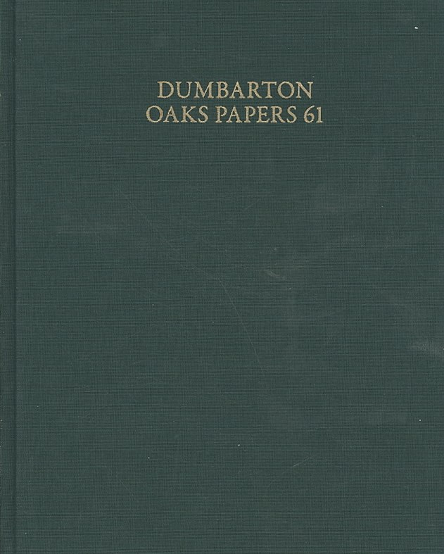 Dumbarton Oaks Papers