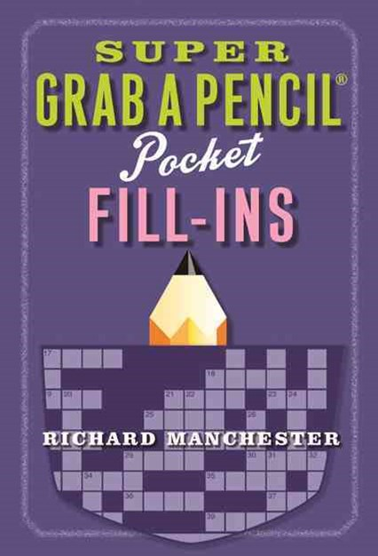 Super Grab a Pencil Pocket Fill-Ins