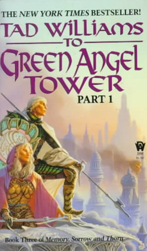 Green Angel Tower
