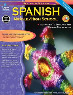 Spanish by Cynthia Downs, Kelly Huxmann (9780887247583) - PaperBack - Education Teaching Guides