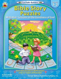 Bible Story Puzzles Grade 1-3