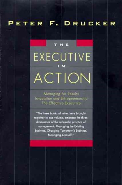 Executive in Action