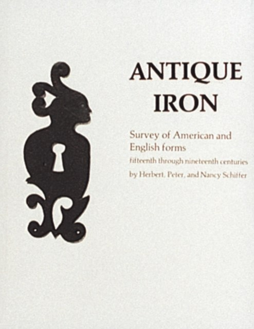 Antique Iron, English and American