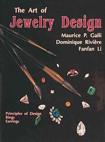 Art of Jewelry Design:: Principles of Design, Rings and Earrings