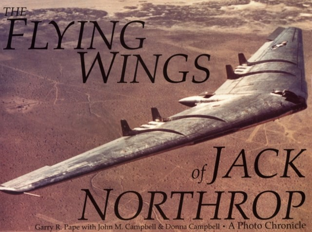 Flying Wings of Jack Northr