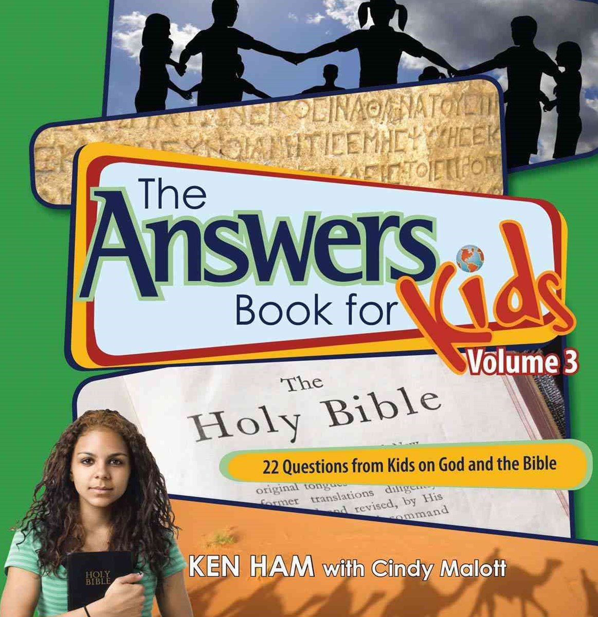The Answers Book for Kids, Volume 3