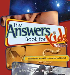 The Answer Book for Kids