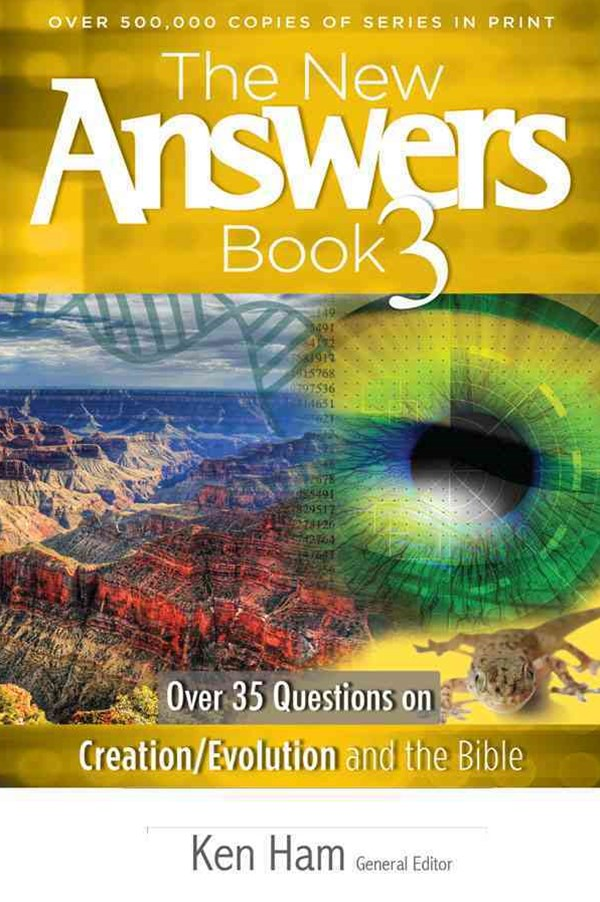 New Answers Book Part 3