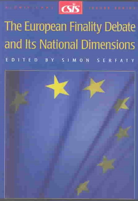 European Finality Debate and Its National Dimensions