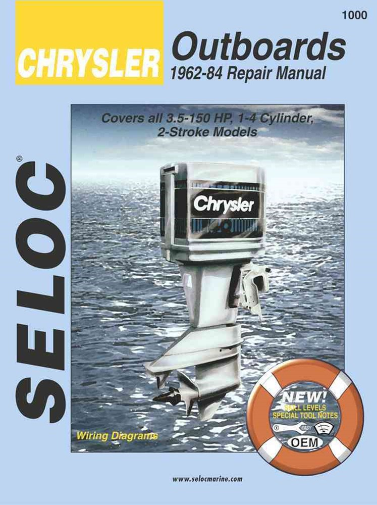 Chrysler Outboards, All Engines, 1962-1984