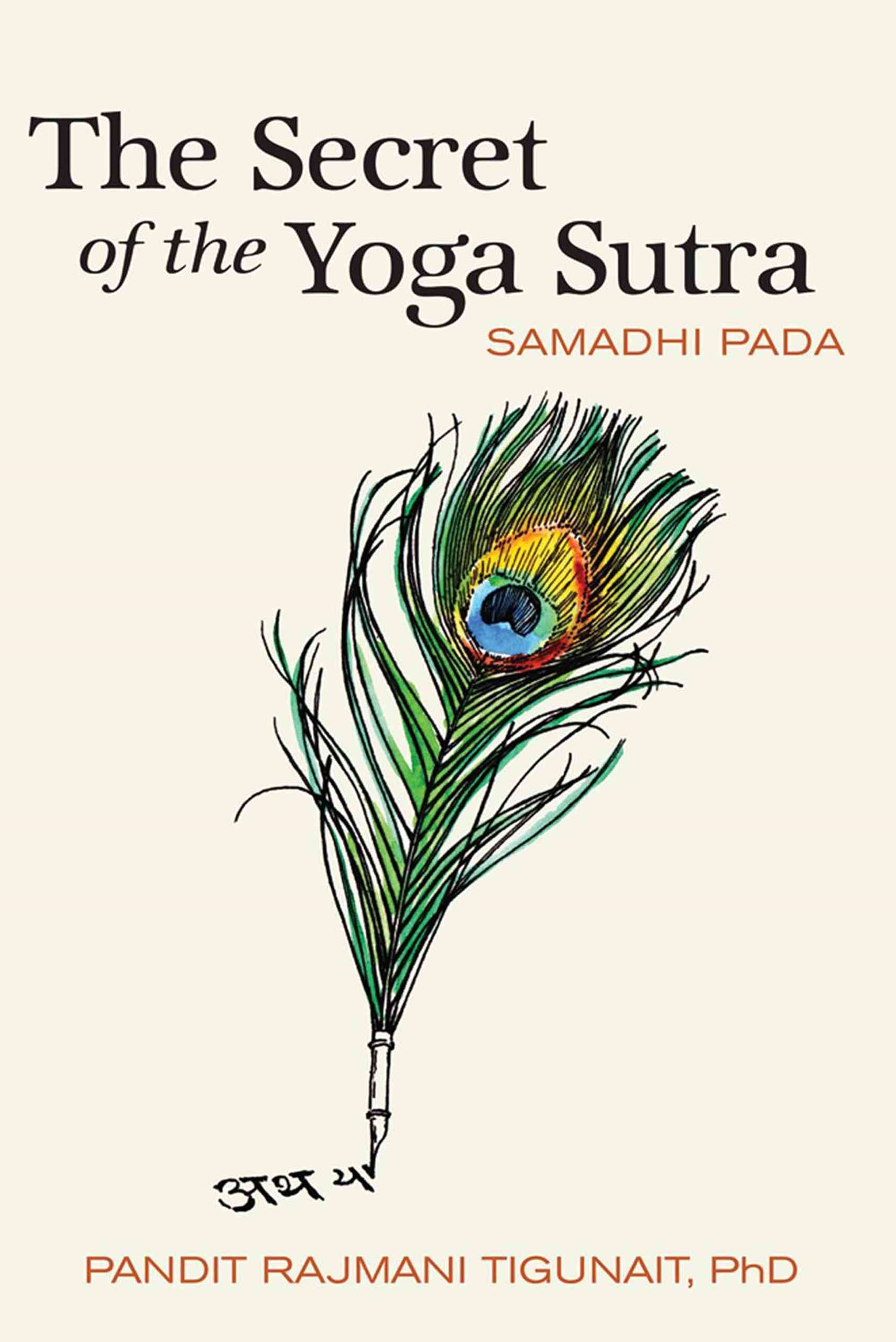 Secret of the Yoga Sutra