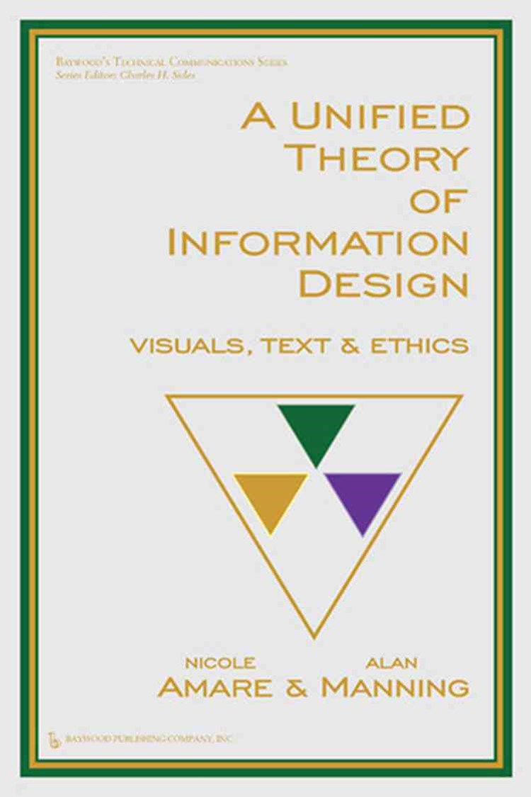 Unified Theory of Information Design