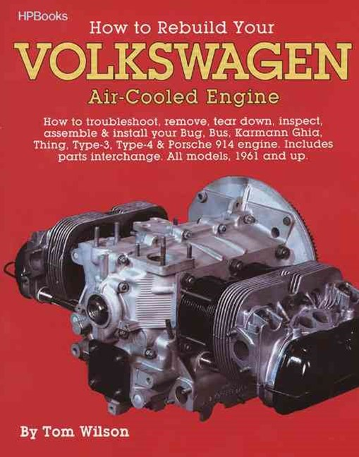 How to Rebuild Your Volkswagon Air-Cooled Engine