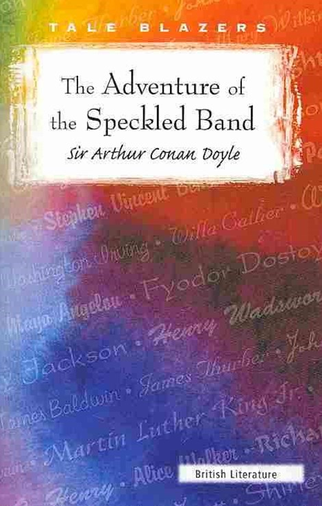 Adventure/Speckled Band