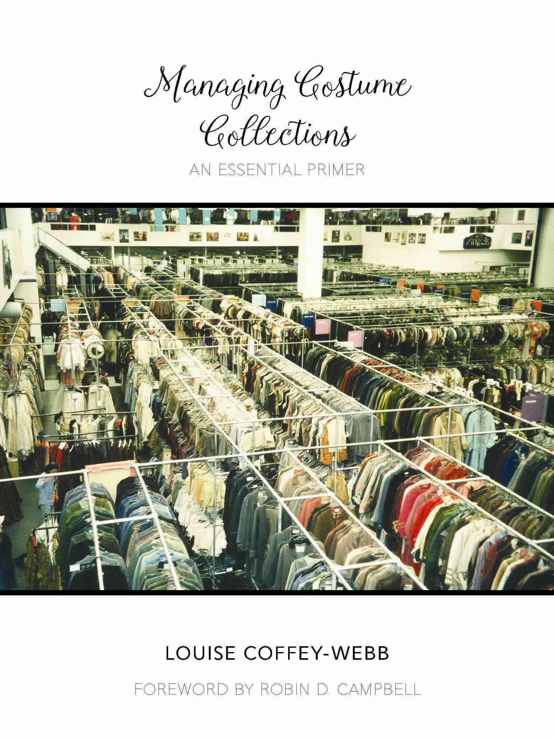Managing Costume Collections