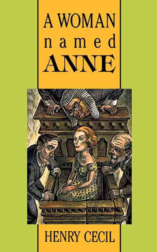 A Woman Named Anne