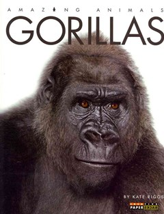 Amazing Animals: Gorillas