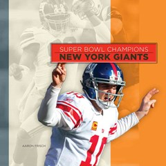 Super Bowl Champions: New York Giants