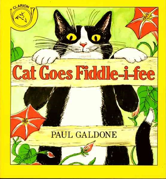 Cat Goes Fiddle-I-Fee