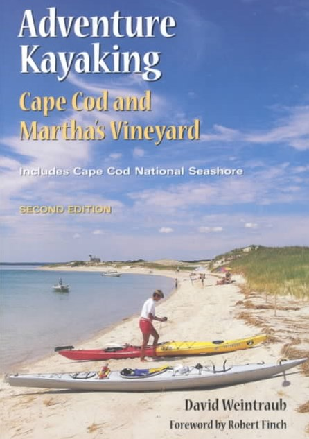 Adventure Kayaking: Cape Cod and Marthas