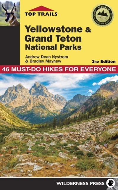 (ebook) Top Trails: Yellowstone and Grand Teton National Parks