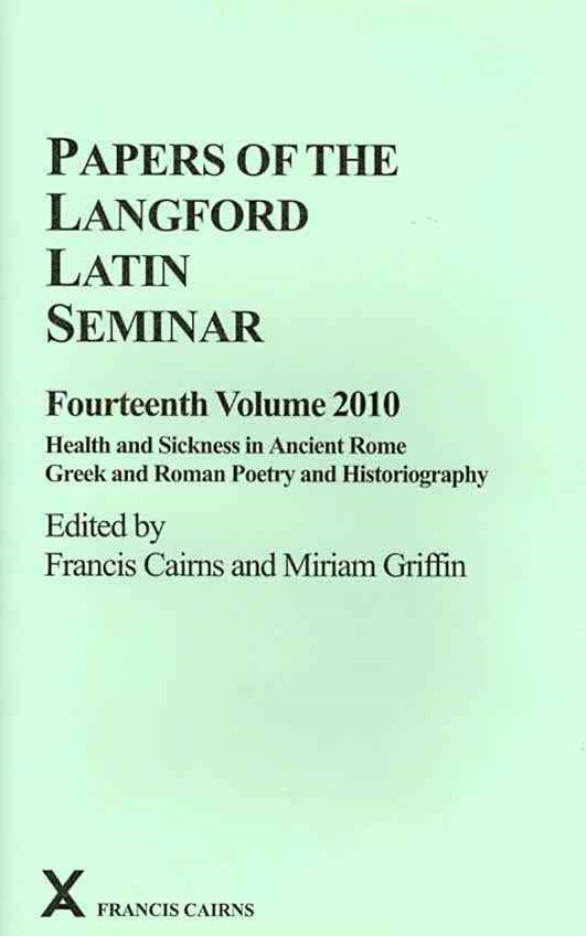 Papers of the Langford Latin Seminar 2010
