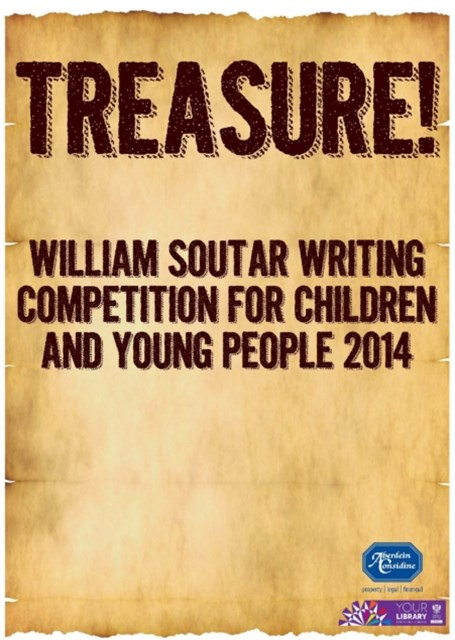 William Soutar Writing Prize for Children and Young People 2014