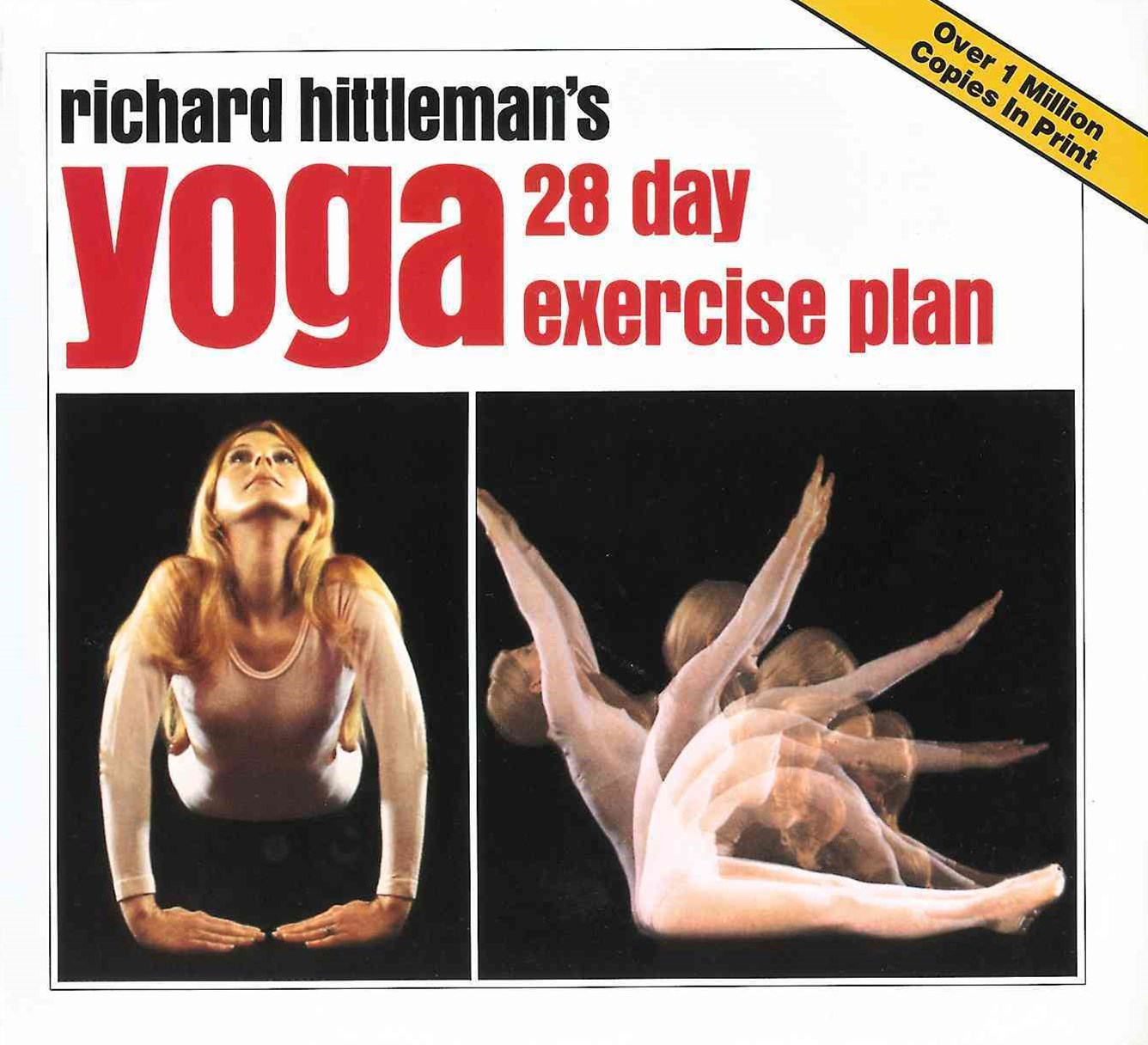 Richard Hittleman's Yoga 28 Day Exercise Plan