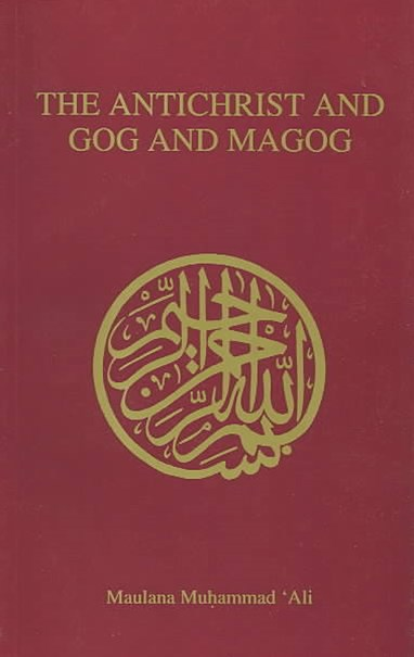 Antichrist and Gog and Magog