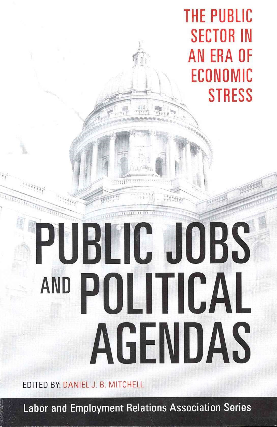 Public Jobs and Political Agendas