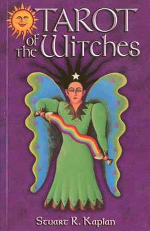 Tarot of the Witches Book