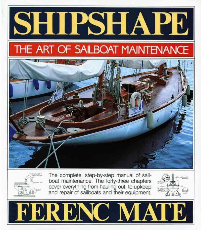 Shipshape the Art of Sailboat Maintenance