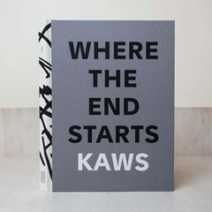Dymocks KAWS Where The End Starts By Andrea Karnes Marla Price - Free invoicing tool kaws online store