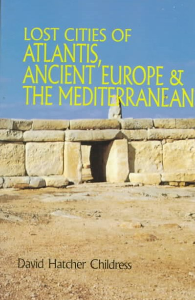 Atlantis, Ancient Europe and the Mediterranean