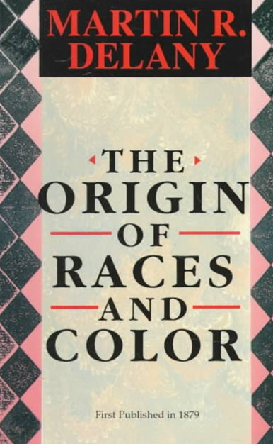 Origin of Races and Color