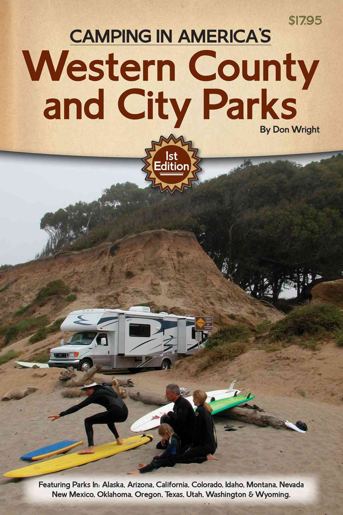 Camping in America's Guide to Wester County and City Parks