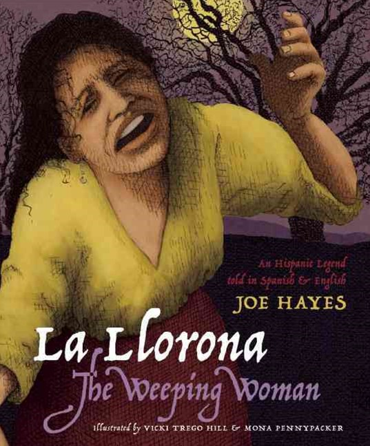 La Llorona - The Weeping Woman