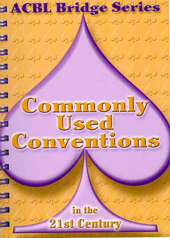 Commonly Used Conventions in the 21st Century, Updated Edition