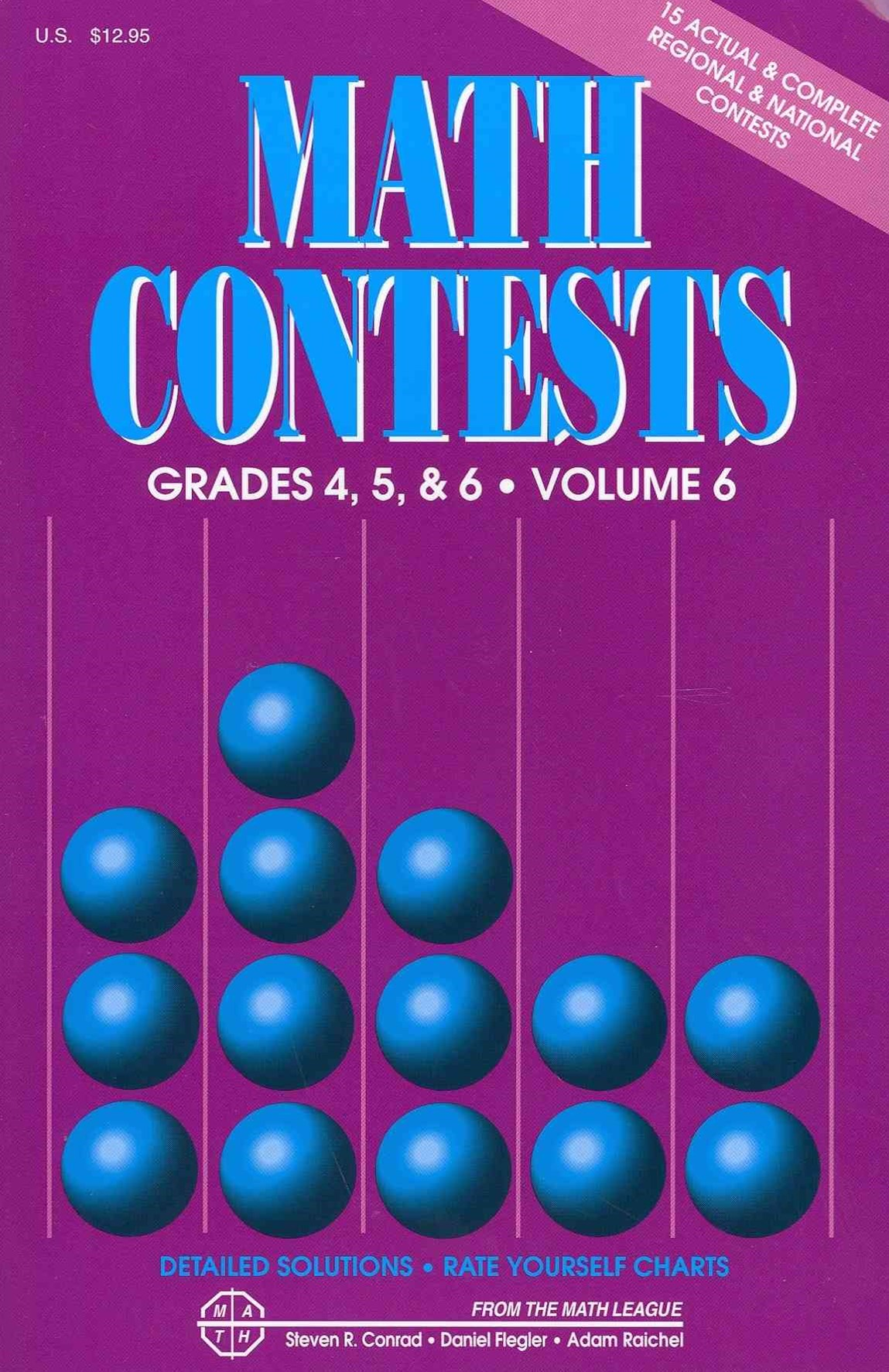 Math Contests-Grades 4, 5, And 6