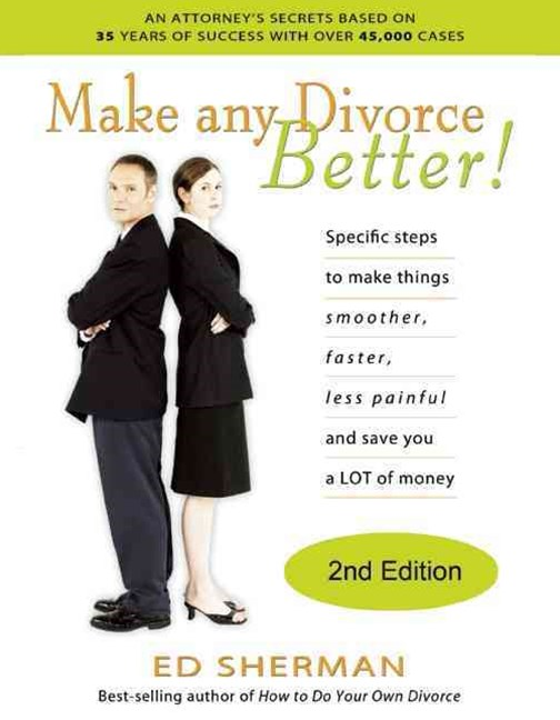How To Make Any Divorce Better