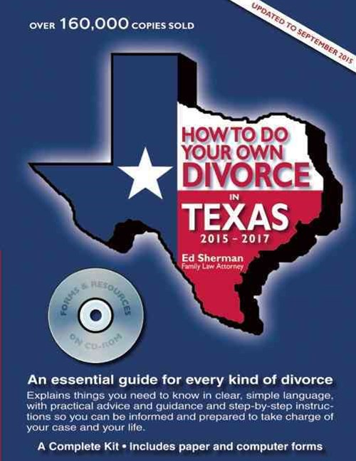 How to Do Your Own Divorce in Texas 2015?2017