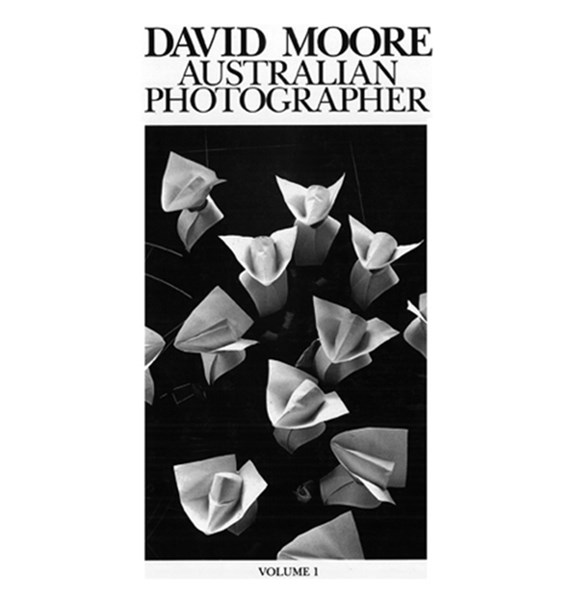 David Moore Vol 1 Black and White